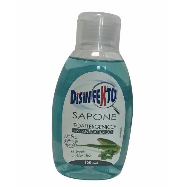 Антибактериален сапун 300мл DisinfeKto