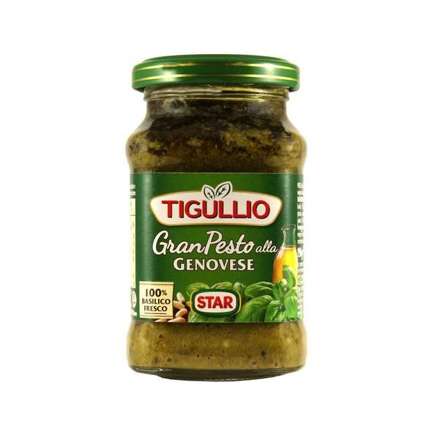 Тигулио Песто Дженовезе 190 гр.