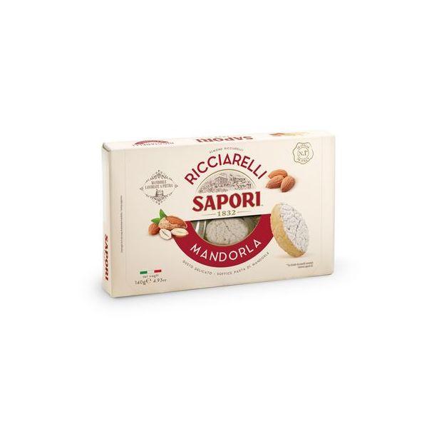 Ричиарели с бадеми 140 гр. SAPORI