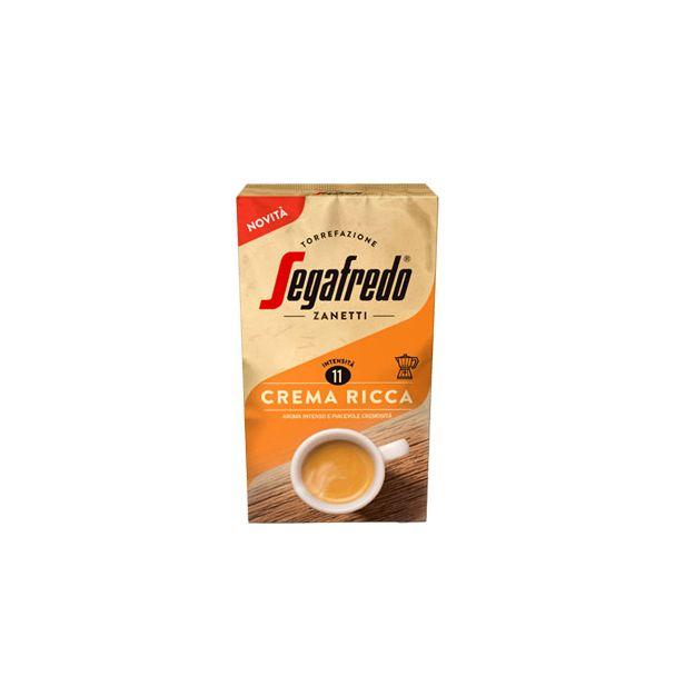 Сегафредо крема рика 225 гр.