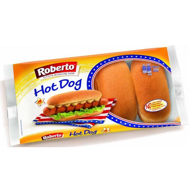 Роберто Хот Дог х 4           250 гр.