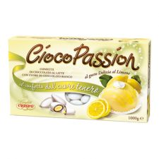 Cioco Passion конфети с лимон 1000гр. CRISPO