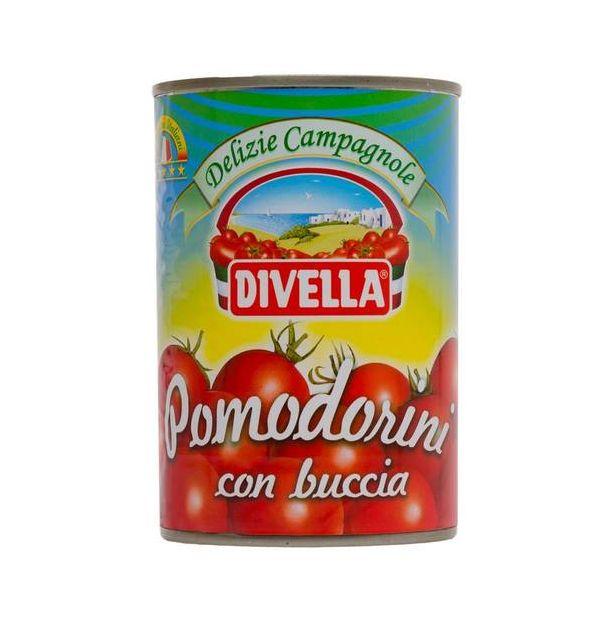 Небелени чери домати 400 гр. DIVELLA