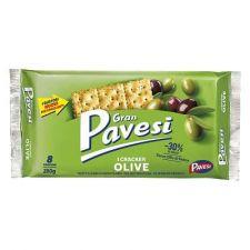 Крекери с маслини Павеси 280 гр.