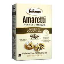 Амарети с капки шоколад 170гр .FALCONE