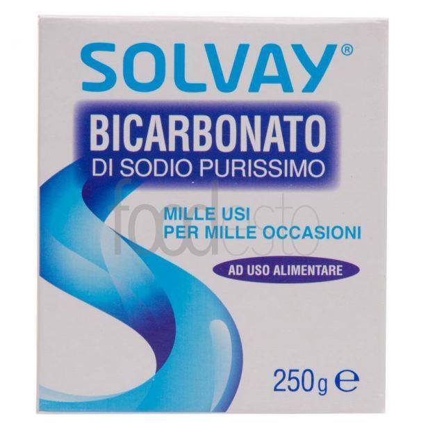 Сода Бикарбонат 250 гр. SOLVAY
