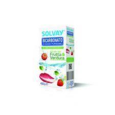 Сода Бикарбонат 400 гр. SOLVAY