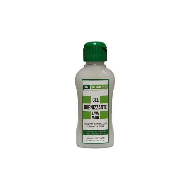 Хегиенизиращ гел за ръце без отмиване на растителна основа 12 гр. DR.KLIMCKE