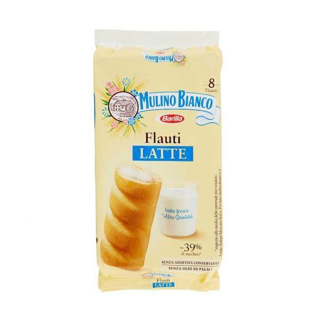 Флаути с мляко х 8 280 гр. Мулино Бианко