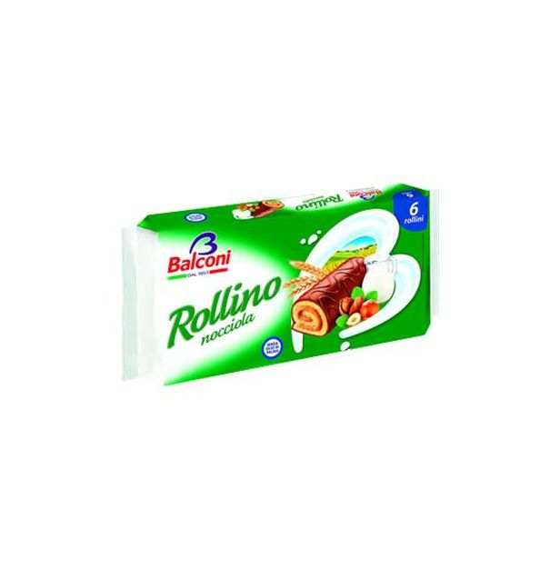 Балоко Ролино х6 222гр. Какао