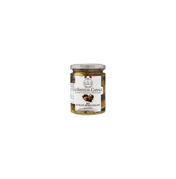 Микс от маслини без костилка 314 мл. DISPAC