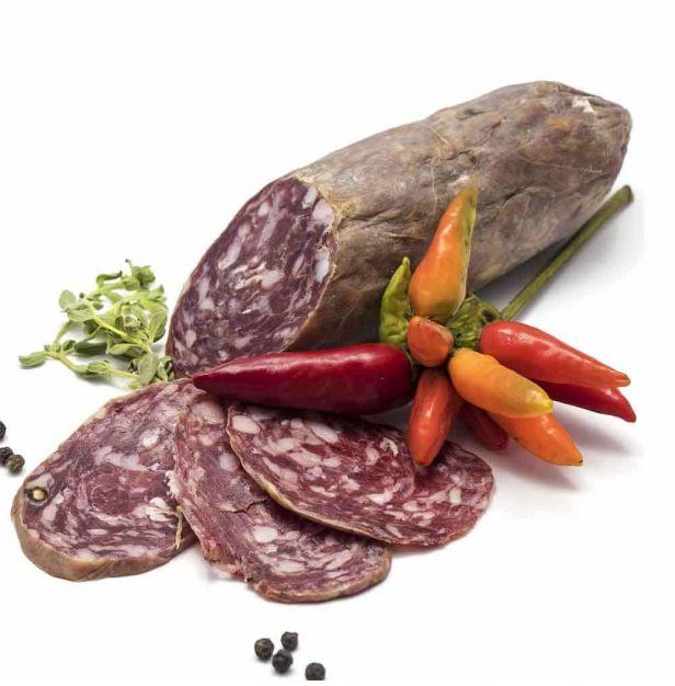 Салам от еленско месо BERNARDINI ~250 гр.