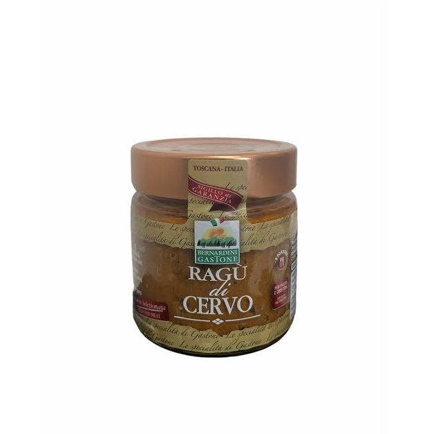 Рагу от еленско месо BERNARDINI