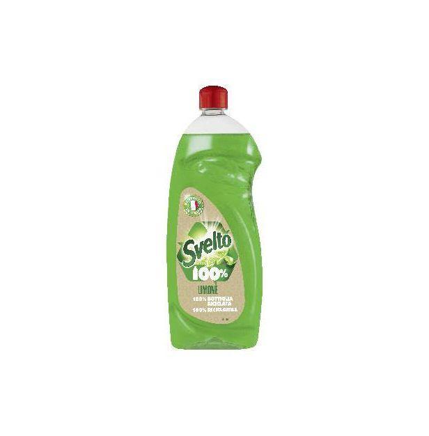 Свелто за съдове 1 л.  зелен лимон