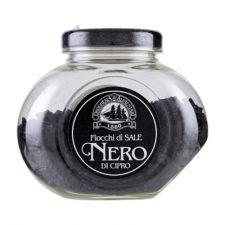 Кипърска черна сол с активен въглен 90 гр. Drogheria