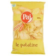Картофен чипс без глутен 200 гр.  PAI VEGGIE