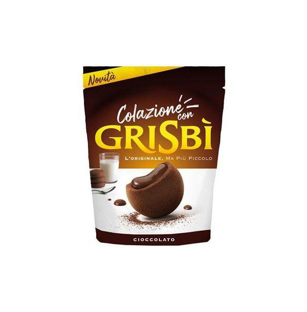 Грисби шоколад 250 гр. VICENZI